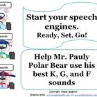 Polar Bear Start your Speech Engines