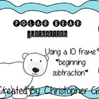 Polar Bear Subtraction Activity