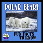 Polar Bears - Fun Facts and Activities PowerPoint
