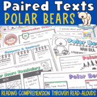 Polar Bears: Paired Text