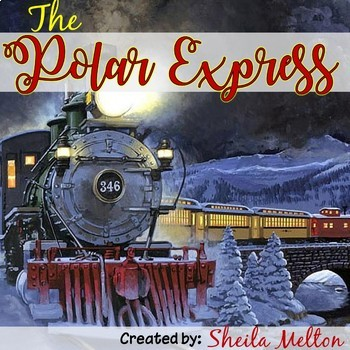 Polar Express Celebration (Over 100 pages of printables and activities!!}