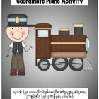 Polar Express Coordinate Graphing Activity