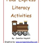 Polar Express Literacy Activities for Kindergarten