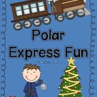 Polar Express (Math and Literacy Activities for a Polar Ex