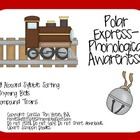 Polar Express Phonological Awareness