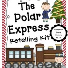 Polar Express Retelling Kit
