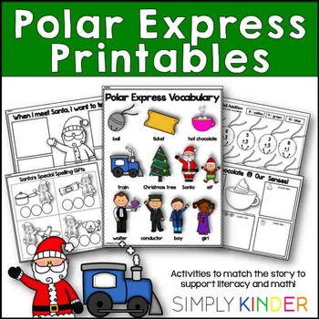 Polar Express {Simply Kinder)