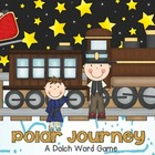 Polar Journey Pre-primer Dolch Word game