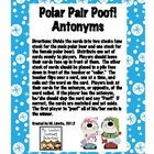 Polar Pair Poof! Antonyms