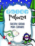 Polar Palooza Math Centers for Second Grade