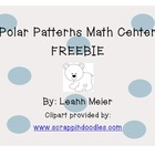 Polar Pattern Math Center FREEBIE