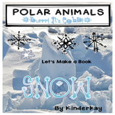 Polar Region Animals Lets Make a Book