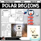 Polar Regions/penguins { social studies, science, art and