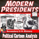 Political Cartoon Analysis - Contemporary American Society
