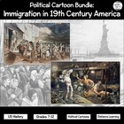 Political Cartoons: 19th Century Immigration