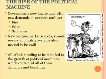 Political Machines/Populist Party