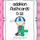 Polk A Dot Addition Flash Cards 0-12