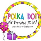 Polka Dot Birthday Dots