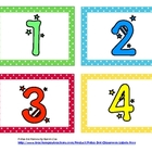 Polka Dot Cooperative Group Numbers 1-28
