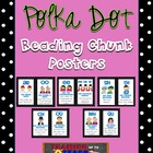 Polka Dot Reading Chunk Posters