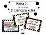 Polka Dot (Whole Brain) Teaching Rules