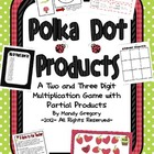 Polkadot Products: A Partial Products Game