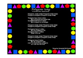 Polygon Song PDF