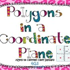 Polygons in a Coordinate Plane Unit **Common Core Aligned**