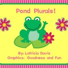 Pond Plurals (Station and Game for Plural Nouns)