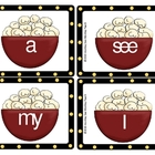 Pop Corn Words
