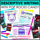Pop Rockin&#039; Descriptive Writing Activities