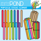 Pop Sticks - Clipart / Graphics From the Pond