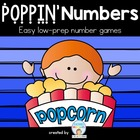 Poppin&#039; Number Games