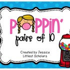 Poppin&#039; Pairs of 10 Packet [K.OA.4]