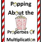 Popping About the Properties of Multiplication