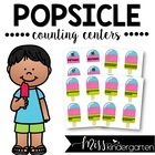 Popsicle Party- A counting game 2!