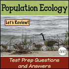 Population Ecology Review PowerPoint 69 Questions and Answers