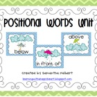 Positional Words Unit