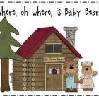 Positional Words: Where Is Baby Bear? Shared Reading