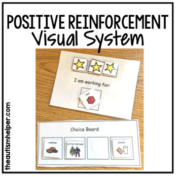Positive Reinforcement Visual System for Children with Autism or Special Needs