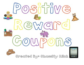 Positive Reward Coupons