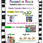 Possessive Noun Mission (Center)