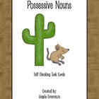 Possessive Nouns Task Cards