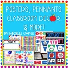 Posters, Pennants, Classroom Decor and More