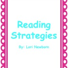 Posters: Reading Strategies