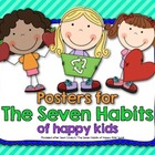 Posters for The 7 Habits of Happy Kids