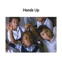 Posters for a Cooperative Learning Strategy: Hands Up, Sta