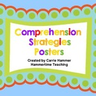 Posters of Strategies for Comprehension