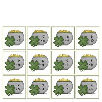 Pot O' Gold: An Addition Strategies Game