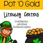 Pot O' Gold Literacy & Math Unit